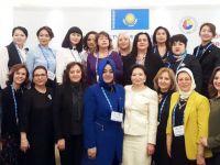 Türk ve Kazak kadın girişimcilerden işbirliği