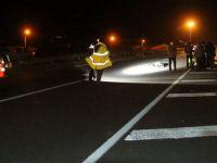 Akhisar'da feci kaza 2 kişi hayatını kaybetti
