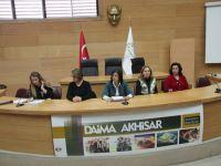 Akhisar Kent Konseyi Kadın Meclisi görev dağılımı yapıldı