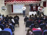 Akhisarlı öğrencilere başarıya götürecek sistemler semineri verildi