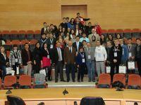 Fen Lisesi yabancı ortaklarından Akhisar Belediyesi'ne ziyaret