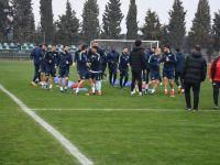 T.M Akhisarspor, Konyaspor maçı hazırlıklarını sürdürdü