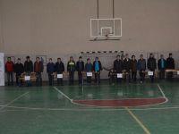Akhisar'da gençler arası bilgi yarışması yapıldı