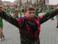 Akhisar Gazi Ortaokulu ve Ahmet Vehbi Bakırlıoğlu İlkokulundan Mehmetçik Vakfına destek