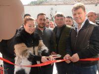 Damak Çiğ Köfte ve Elit Parfümeri hizmete açıldı