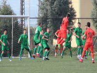T.M. Akhisarspor U19, evinden Konya'ya yenildi