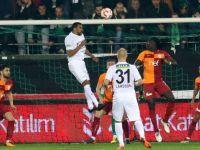 T.M. Akhisarspor, Galatasaray karşısında avantajı kaçırdı