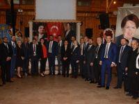 İYİ Parti Akhisar İlçe Başkanlığı 1. Olağan kongresi yapıldı