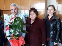 Kent Konseyi Kadın Meclisinden Vergi Dairesine ziyaret