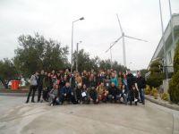 Fen Lisesi, proje ortaklarını misafir etti