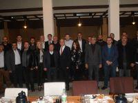 ATSO Başkan Adayı Erdayıoğlu, ekibini tanıttı