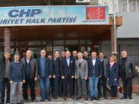 Akhisar Ticaret Borsası Yönetimi, tebrik ziyaretlerine devam ediyor