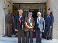 Tarım Kredi İzmir Bölge Müdürlüğünden Akbuğa'ya ziyaret