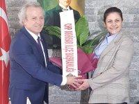 CHP Akhisar İlçe Teşkilatından, İyi Parti'ye ziyaret