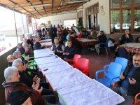 Akhisar Erzurumlular Derneği'nden pilav hayrı