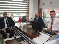 Büyükşehir koordinatörü Ensivri, Tıp Bayramını kutladı