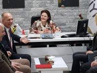 Erdayıoğlu, İYİ Parti'yi ziyaret etti