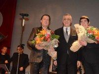 Ahmet Özhan konseri müzikseverleri coşturdu