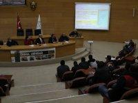 Kurumlar arası 3. Futsal Turnuvası kura çekimi yapıldı
