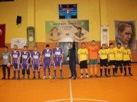 Hüseyin Çeçen ve Armağan Özeş Futsal Turnuvasında ikinci hafta