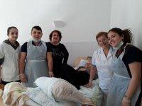 Farabi MTAL, Portekiz'de staj eğitimlerine başladı