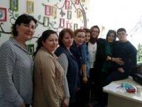 Ülkücü kadınlar, Down Sendrom Derneği ve Sevgi Çocukları Down Cafe'yi ziyaret etti