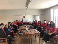 Down Cafe'ye 21 Mart Dünya Down Sendromu farkındalık gününde ziyaretler