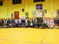 Hüseyin Çeçen ve Armağan Özeş Futsal Turnuvası açılış seremonisi yapıldı