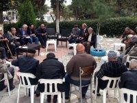 Erzurumlular Derneği, yaşlılar haftasını kutladı