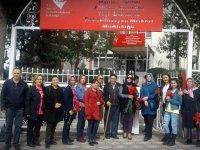 Ülkücü kadınlar yaşlılar haftasını kutladı