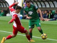 T.M. Akhisarspor hazırlık maçında 2-2 berabere kaldı