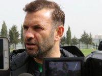 Teleset Mobilya Akhisarspor, Medipol Başakşehir maçı hazırlıklarına başladı