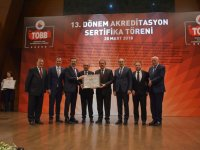 ATSO Başkanı Yılmaz Ankara'da