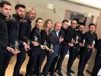 CMC CAT Mondiale Türkiye ekibi jüri ödülü aldı