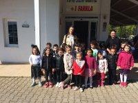 Namık Oğul anasınıfı öğrencileri Down Cafe'yi ziyaret etti