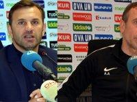 T.M. Akhisarspor, M. Başakşehir maçı ardından