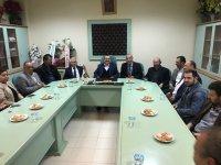 AK Parti Milletvekili Aydemir'den Esnaf Kefalet Kooperatifine ziyaret