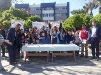 Akhisar'da otizm farkındalık etkinliği