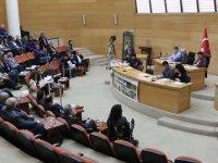 Akhisar Belediyesi Nisan ayı olağan meclis toplantısı yapıldı
