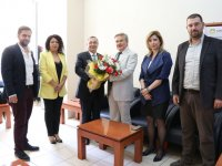 ATSO Başkan Adayı Boşnak, Avukatlar gününü kutladı