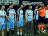 İlçe Adliyeler arası futbol turnuvasında ikinci gün
