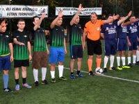 İlçe Adliyeler arası futbol turnuvasında üçüncü gün
