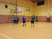 Hüseyin Çeçen ve Armağan Özeş Futsal turnuvasında 36 maç geride kaldı