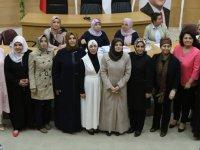 AK Parti Akhisar İlçe 5.Kadın Kolları Olağan kongresi yapıldı