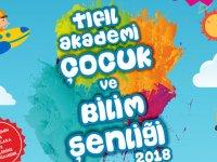 23 Nisan çocuk ve bilim şenliği Akhisarlı çocukları bekliyor