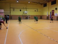 Hüseyin Çeçen ve Armağan Özeş Futsal turnuvasında final grubu ilk maçları yapıldı