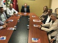 ATSO Başkanı Ulusoy mazbatasını aldı