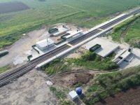Akhisar tren garı 20 Nisan'da yeni yerine taşınıyor