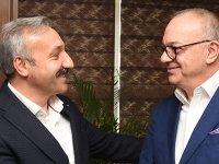 Başkan Ergün, Akhisar Ticaret ve Sanayi Odası Yeni Yönetimini Ağırladı
