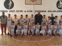 Akhisargücü, basketbol altyapısı U-12 ligine hazırlanıyor